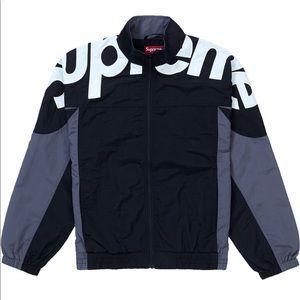 Supreme Shoulder Logo Track Jacket size Medium